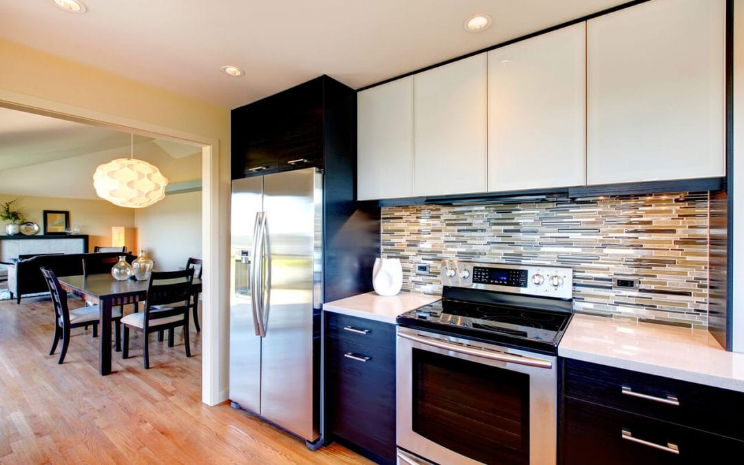 A new backsplash is one of the kitchen remodeling ideas that pay off